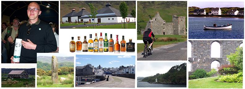 Scotland whiskey